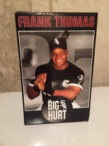 Frank Thomas Bobblehead in Chicago, Illinois