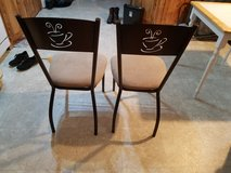 2 Kitchen chairs in Fort Campbell, Kentucky