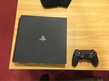 PS4 Pro, All Cables + 1 Controller in Ramstein, Germany
