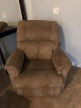 Micro Suede Recliner - Great Condition in Chicago, Illinois