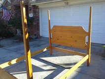 Vintage American, Wood 4 Post Bed in The Woodlands, Texas