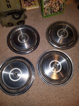 Vintage Buick Hubcaps in Sandwich, Illinois