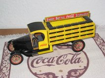 1927 Coca-Cola Delivery Truck in Hill AFB, UT