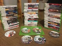 65 Xbox 360 games-huge Bundle! in St. Charles, Illinois