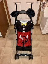 Mickey Mouse Umbrella Stroller in Fort Leonard Wood, Missouri
