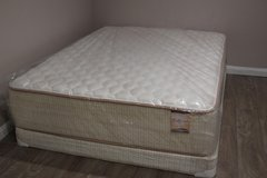 Full Comfortable Mattress Set in The Woodlands, Texas