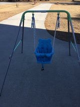 Baby/Toddler Swing in Warner Robins, Georgia