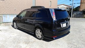 Nissan PRESAGE. 8seater. 2years New JCI included. Clean in Okinawa, Japan