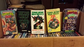 TMNT - VHS in Elgin, Illinois