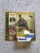 Joe Sakic McFarlane Figure 1 - NEW in Camp Lejeune, North Carolina