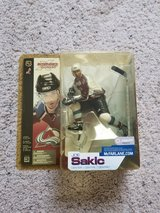 Joe Sakic McFarlane Figure 2 - NEW in Camp Lejeune, North Carolina
