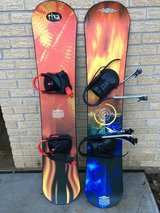 snowboards in Glendale Heights, Illinois