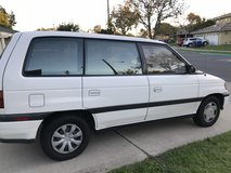 1995 Mazda MPV 3 door white in Camp Pendleton, California