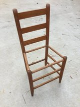 Ladder back chair for DIY / projects in Warner Robins, Georgia