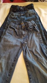 3 pair size 12 kids jeans in Fort Knox, Kentucky