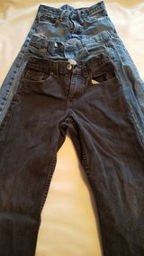 3 pair size 10 kids jeans in Fort Knox, Kentucky