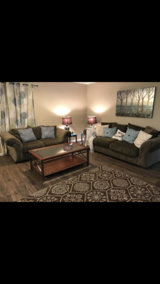 Living room set in Lawton, Oklahoma