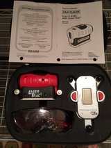 Sears Craftsman 4-in-1 Level with Laser Trac in Fort Leonard Wood, Missouri
