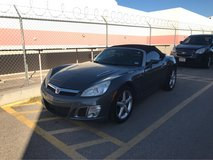 2008 Saturn Sky convertible in Fort Bliss, Texas