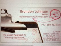 Licensed Real Estate Agent - JLA Realty in Kingwood, Texas