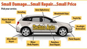 """Fast & Easy Auto Body Repair In Okinawa"" in Okinawa, Japan"