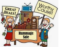 Big 3 family garage sale Thursday and  Friday in Robinwood Subdivision in The Woodlands, Texas