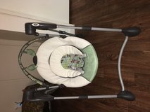 Baby Swing - Graco Automatic & Adjustable in San Diego, California