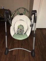 Graco Baby Swing - Automatic & Adjustable - Hardly Used in San Diego, California