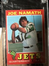 Joe Namath in Camp Pendleton, California