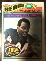 Walter Payton in Camp Pendleton, California