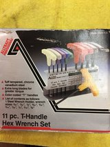 T-Handle Hex Wrench set in Sugar Grove, Illinois