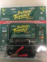 Battery charging system in Camp Pendleton, California