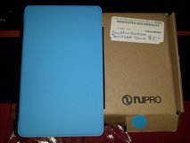 Kindle Fire hd 6 slim case 2014 model blue in Fort Campbell, Kentucky