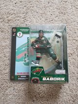 Marian Gaborik McFarlane Figure - NEW in Camp Lejeune, North Carolina