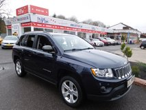 '13 Jeep Compass Latitude AUTOMATIC in Spangdahlem, Germany