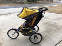 BOB Iroman Single Running Stroller w/upgrades in Warner Robins, Georgia