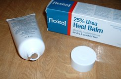 "FLEXITOL ""HEEL BALM"" NEW/UNUSED 200g tube in Lakenheath, UK"