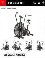 Looking for an Assault airdyne bike in Warner Robins, Georgia