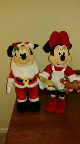 Mickey and Minnie Figurines in Hinesville, Georgia