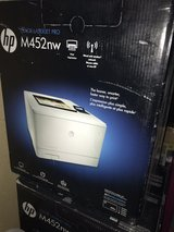 NEW! HP Color LaserJet Pro M452NW New in Sealed box. $175.00 in St. Charles, Illinois