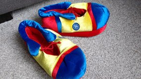 Ringling Circus clown-shoe slippers-adult in Orland Park, Illinois
