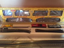 "Vintage Train Set, Early 1950's by Athearn ""Hustler/Ho"" in Lawton, Oklahoma"