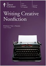 Writing Creative Nonfiction - The Great Courses in Kingwood, Texas