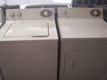 GE Washer and Dryer price for set-large tub size in Macon, Georgia