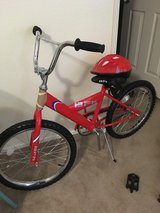 Kids bike in San Clemente, California