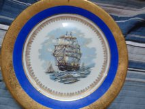 Porcelaine & Art french plate by Limoges - Collectors item in DeKalb, Illinois