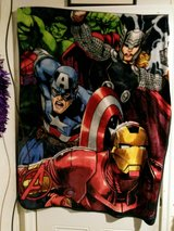 avengers throw/blanket in Clarksville, Tennessee