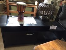 black tv stand in Alamogordo, New Mexico