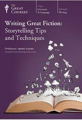 Writing Great Fiction - The Great Courses REDUCED PRICE in Kingwood, Texas