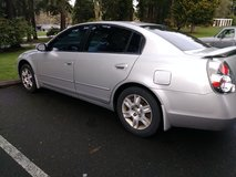 2005 Nissan Altima 2.5s in Fort Lewis, Washington